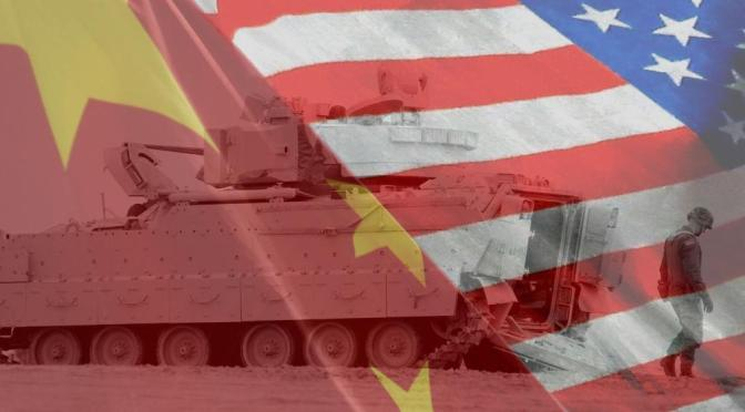 Onslaught: The War With China – The Opening Battle
