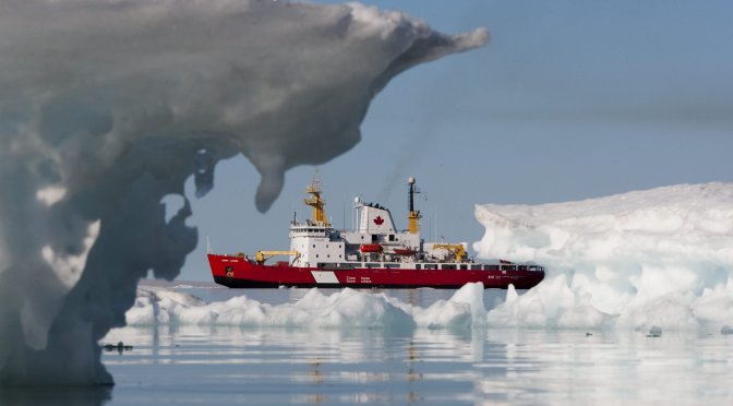 Lessons from the Arctic for the South China Sea