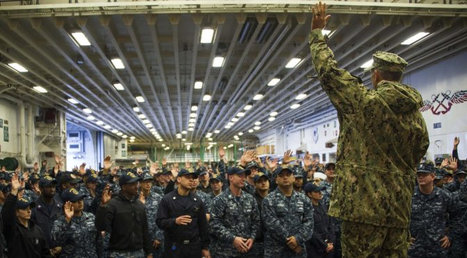 Maritime Profession of Arms in Dangerous Waters?