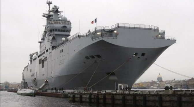 French Maritime Strategic Thought On the Indo-Pacific