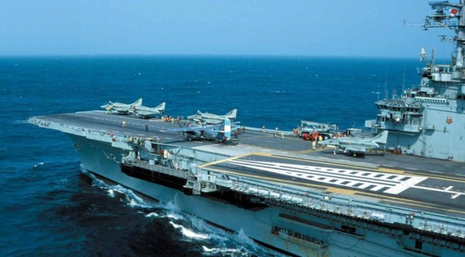 The Demobilization of Latin America's Only Carrier: Brazil's NAe Sao Paulo