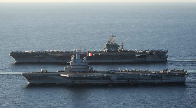 The Case for a Constant NATO CSG Presence in the Mediterranean