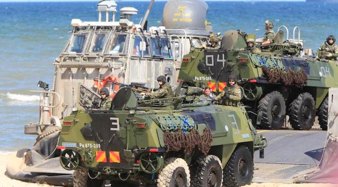 The Baltic: Grey-Zone Threats on NATO's Northern Flank