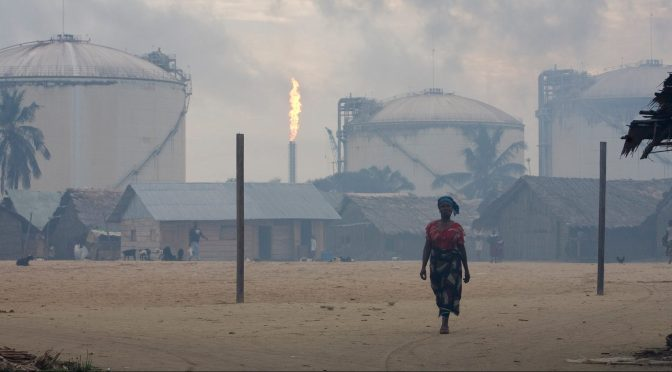 Multinational Corporations in the Oil Industry
