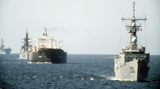 Waters of Black Gold: The Strait of Hormuz Pt. 1