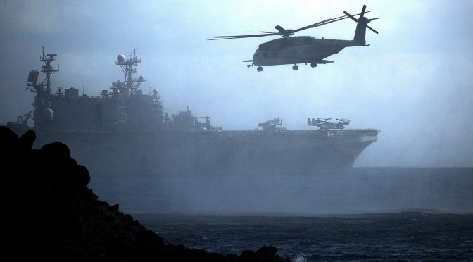 NAFAC: The 4th Battle for the Atlantic and Technology's Impact on Warfighting