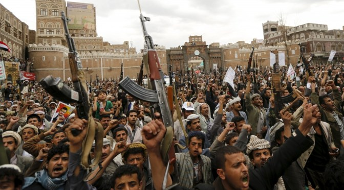 Iran and Saudi Arabia's Proxy War in Yemen