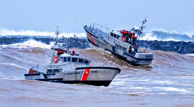 Saving the Lives of Maritime Passageways: The Coast Guard and Maritime Chokepoints
