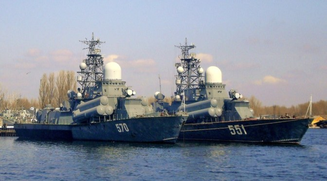 Russian Warships in Latvian Exclusive Economic Zone: Confrontational, not Unlawful
