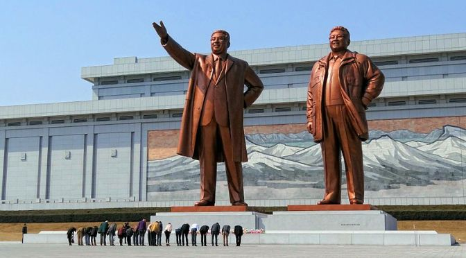 End States and Divided States: After the Kims
