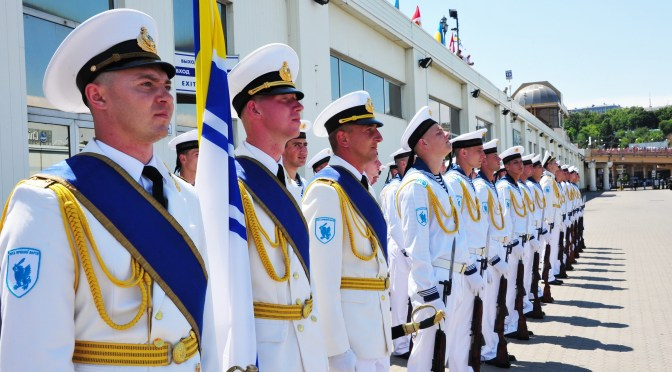 Building an Asymmetric Ukrainian Naval Force to Defend the Sea of Azov Pt. 1