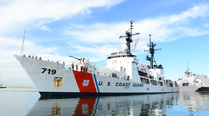 The U. S. Coast Guard in the South China Sea: Strategy or Folly?