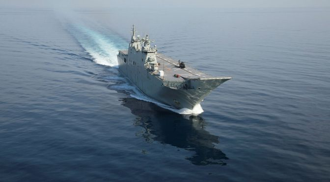 How Australia's Maritime Strategy and Partnerships in the Indo-Pacific Upset China