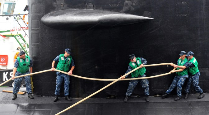 A Deckplate Review: How the Submarine Force can Reach its Warfighting Potential, Pt. 1