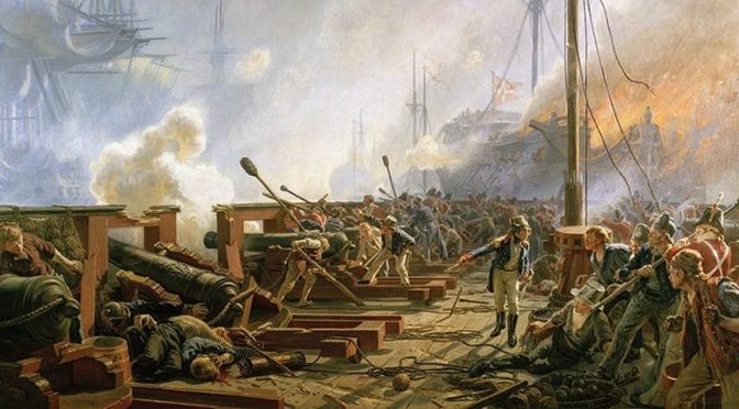 Warship Diplomacy:British Intervention in the Baltic from 1800-1801