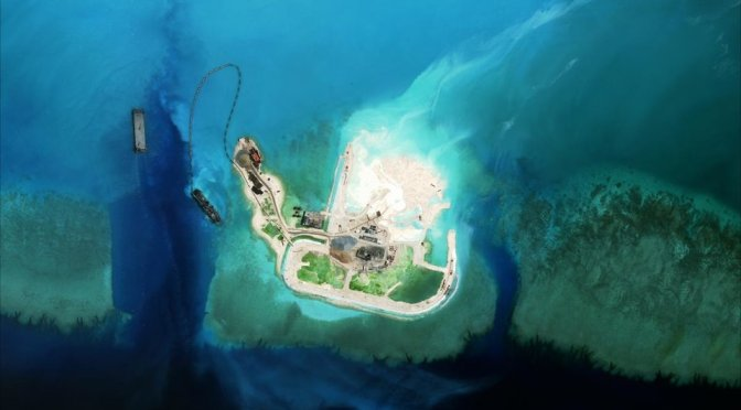 China's Claim to the Spratly Islands is Just a Mistake