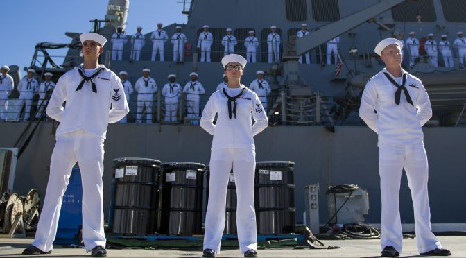 Self, Shipmate, and Ship: Bringing Balance to Naval Leadership