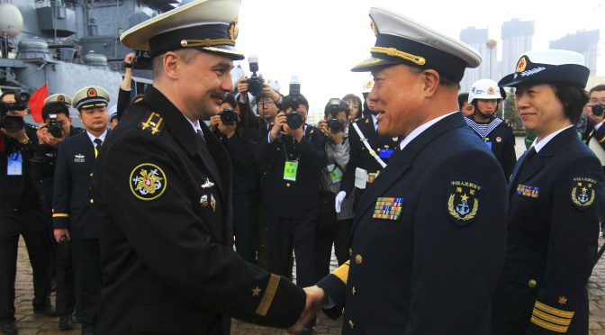 Russia-China Naval Cooperation in an Era of Great Power Competition