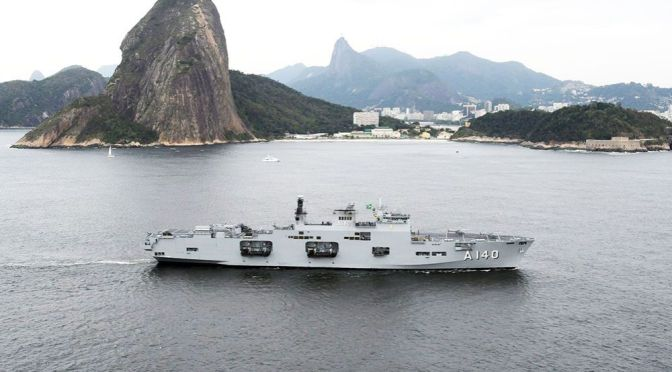 Atlantico: Brazil's New Carrier