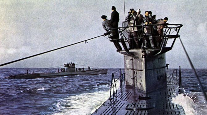 The Battle of the Atlantic: Command of the Seas in a War of Attrition