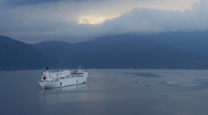 USNS Comfort's Latest Humanitarian Mission Throughout Latin America