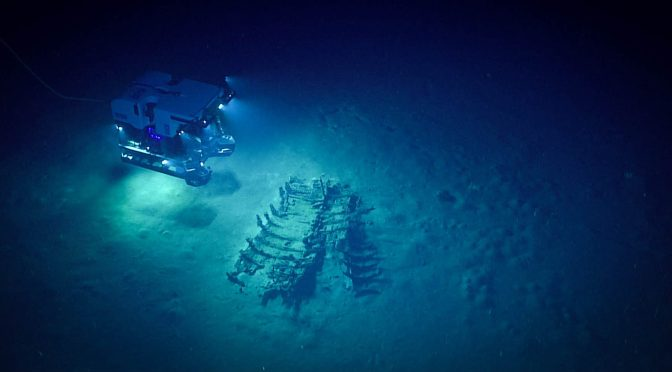 The Deep Ocean: Seabed Warfare and the Defense of Undersea Infrastructure, Pt. 1