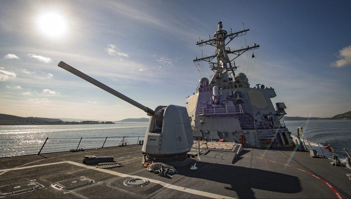 Improve NATO's Black Sea Maritime Posture Through Operation Sea Guardian