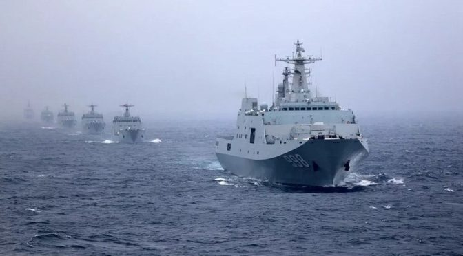China's Far Seas Naval Operations, from the Year of the Snake to the Year of the Pig