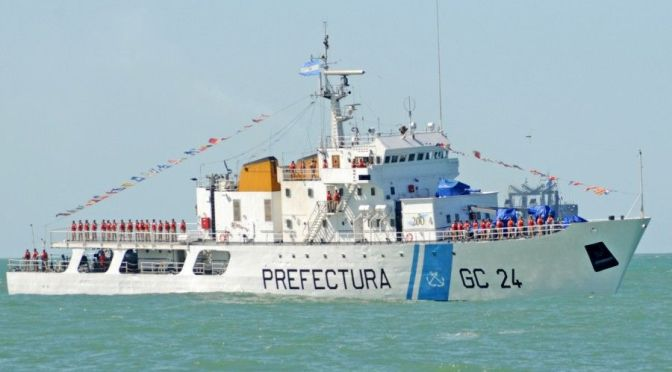 Asian Fishing Fleets Commit Yet Another Illegal Fishing Incident in Argentine Waters