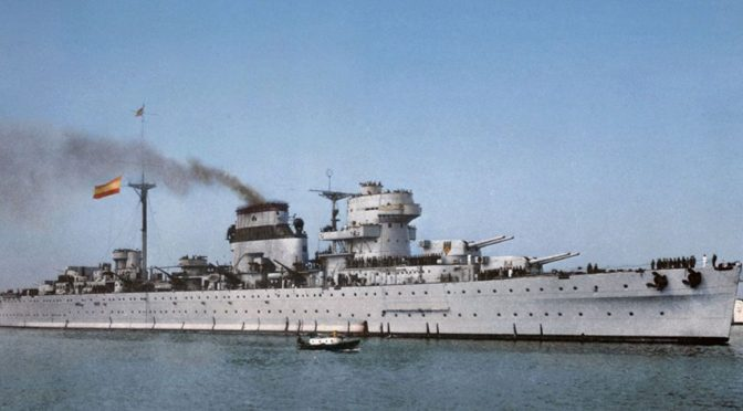 The Spanish Civil War at Sea: Limits to Sea Power's Influence on History?