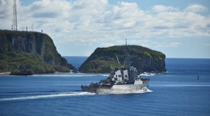 Maritime Order and America's Indo-Pacific Strategy