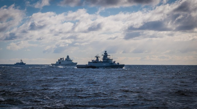 The U.S. Navy Needs AWNIS for Mine Warfare