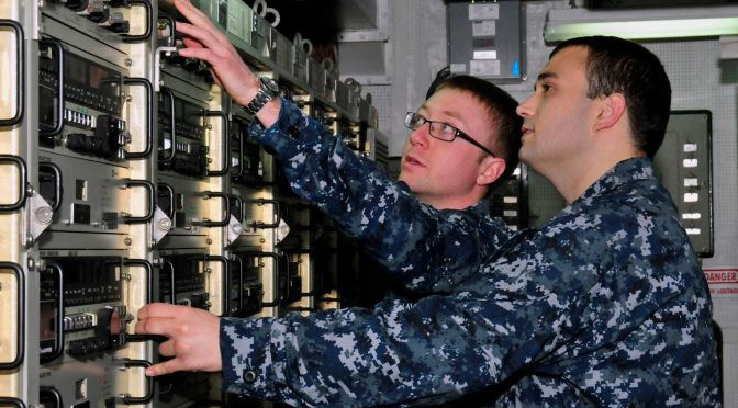 The Navy Wants To Put Its Head In The Cloud