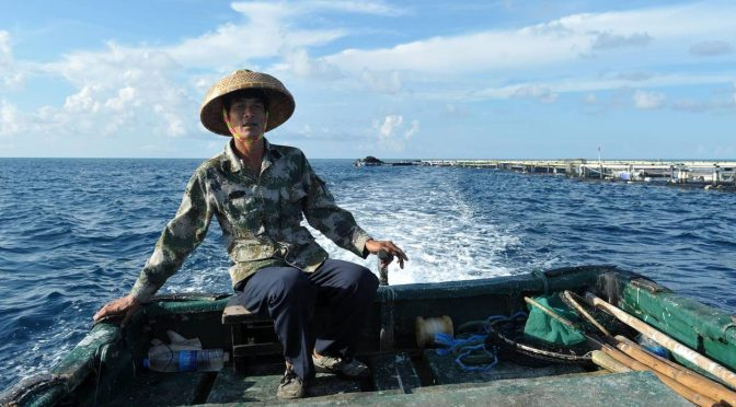 Cooperative Maritime Law Enforcement and Overfishing in the South China Sea