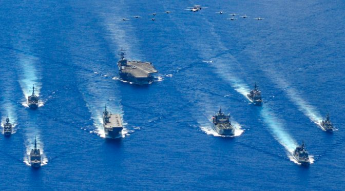 A New Maritime Strategy, Part 1 — The Real Issues