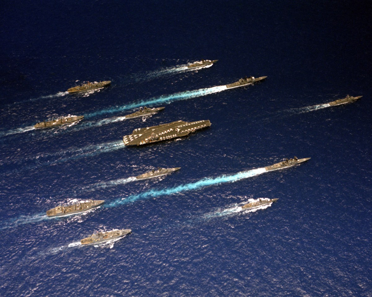 Peter Swartz on Defining The Maritime Strategy