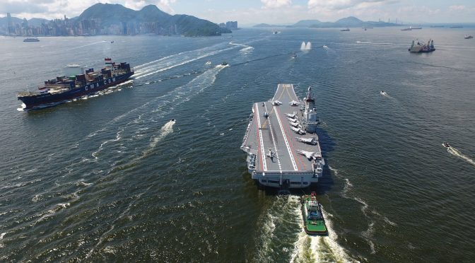 Conventional Deterrence and the U.S. Navy: Why the Future Needs to Happen Now, Pt. II