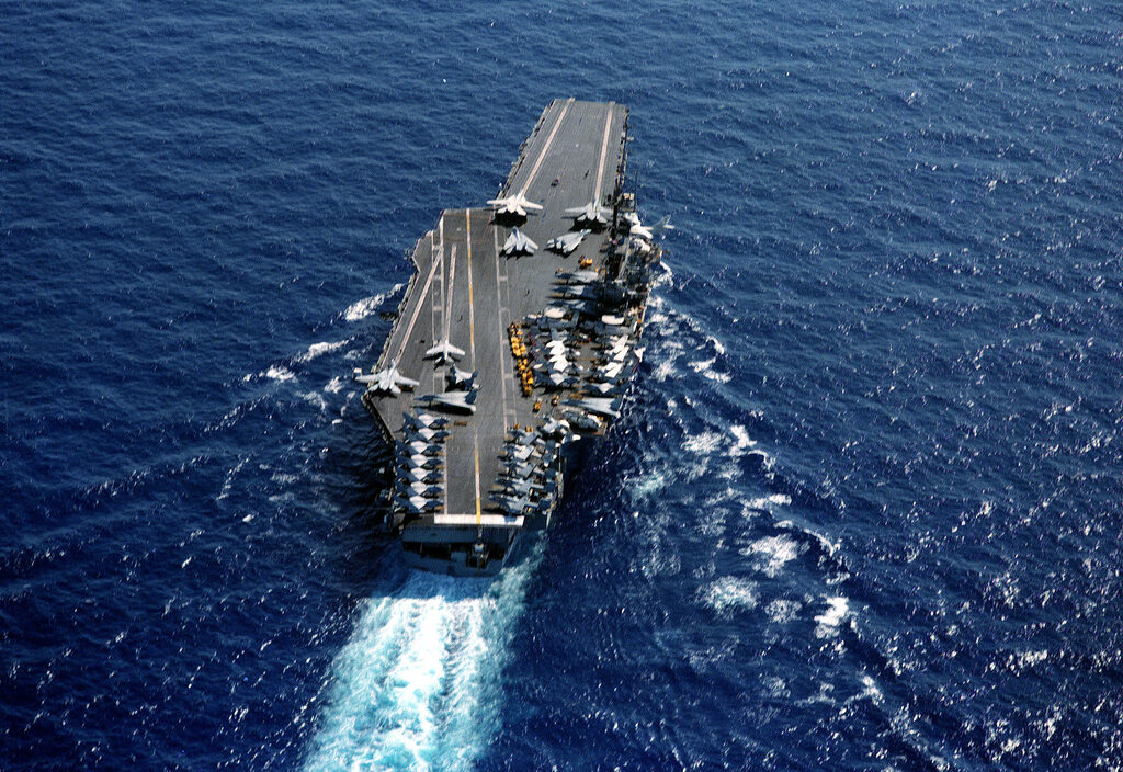 Admiral Tom Hayward on Challenging War Plans and Revamping Strategy