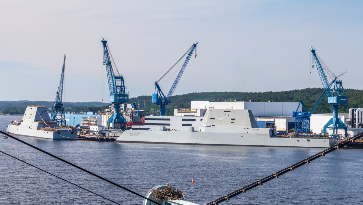 How the Decarbonization Dilemma Will Impact Shipbuilding and Great Power Competition