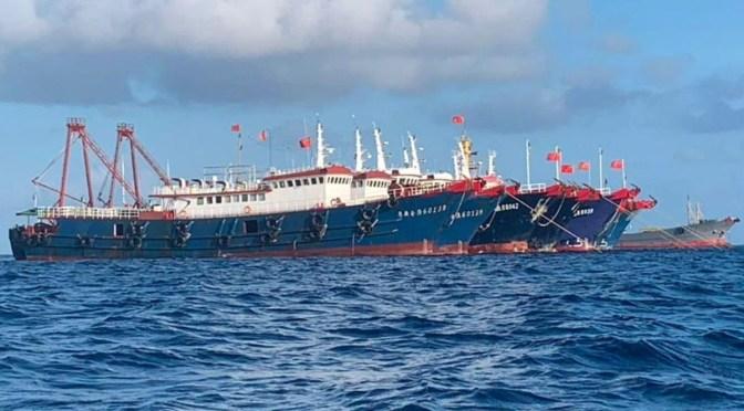 No Ordinary Boats: Cracking the Code on China's Spratly Maritime Militias