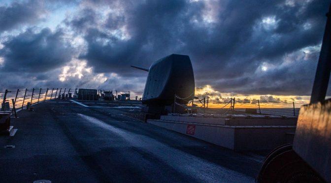 A Conversation with Capt. Tom Culora (ret.) on Leading Naval Warfare Studies