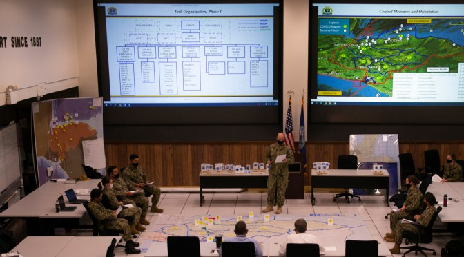 A New U.S. Navy Planning Model for Lower-Threshold Maritime Security Operations, Pt. 2