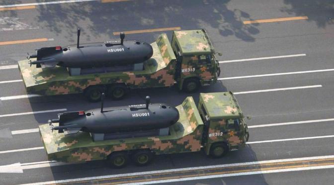 Leviathan Wakes: China's Growing Fleet of Autonomous Undersea Vehicles