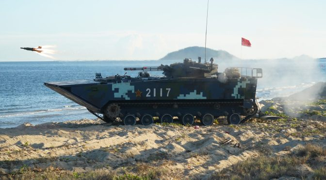 Civilian Shipping: Ferrying the People's Liberation Army Ashore