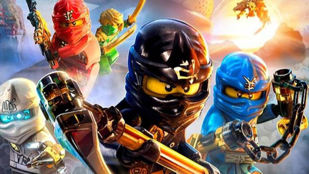 Critica Lego Ninjago O Filme 2017 Cin3filia