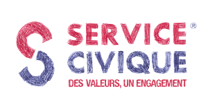 logo-service civique