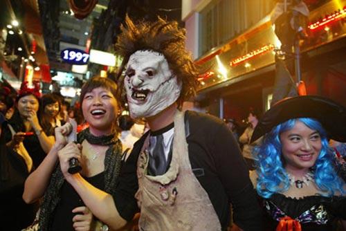 Halloween cinese