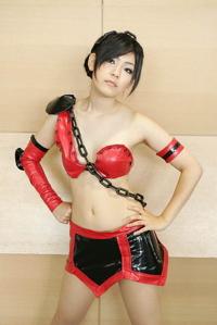 Benten cosplay