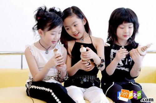 chinese child model