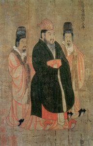 La dinastia Tang
